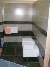 obklad koupelna a WC