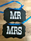 Cedulky Mr a Mrs,