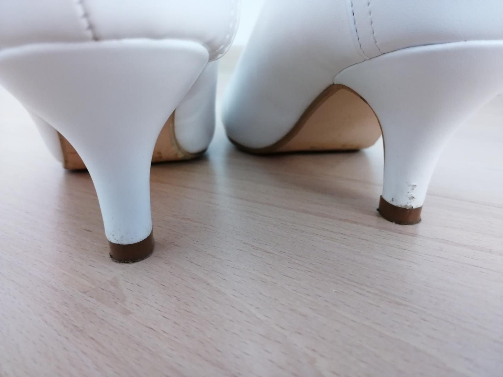 Svadobné topanky - Obrázok č. 2