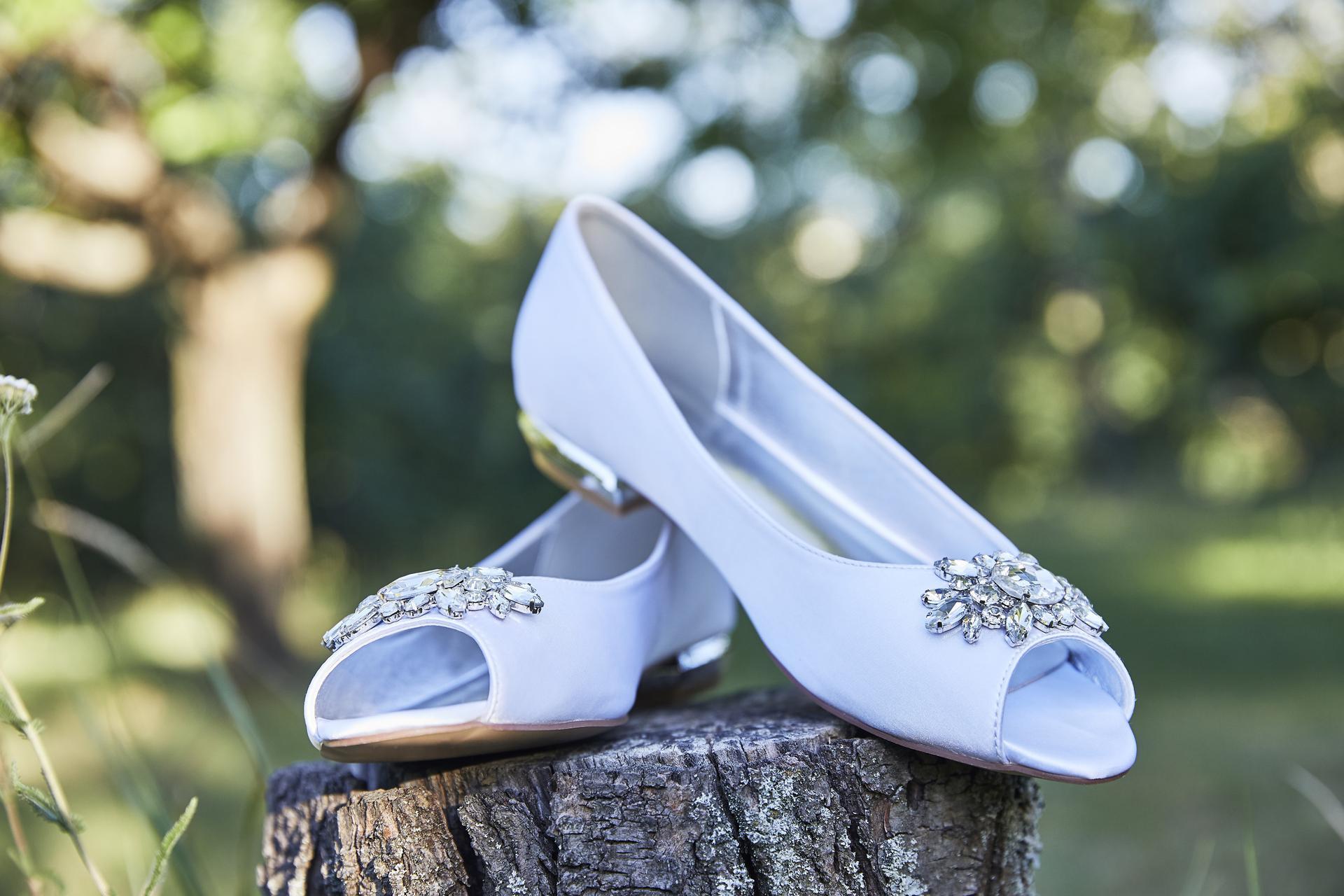 Naše slovácká svatba - Boty z eshopu jjshouse, padly jako ulité :)