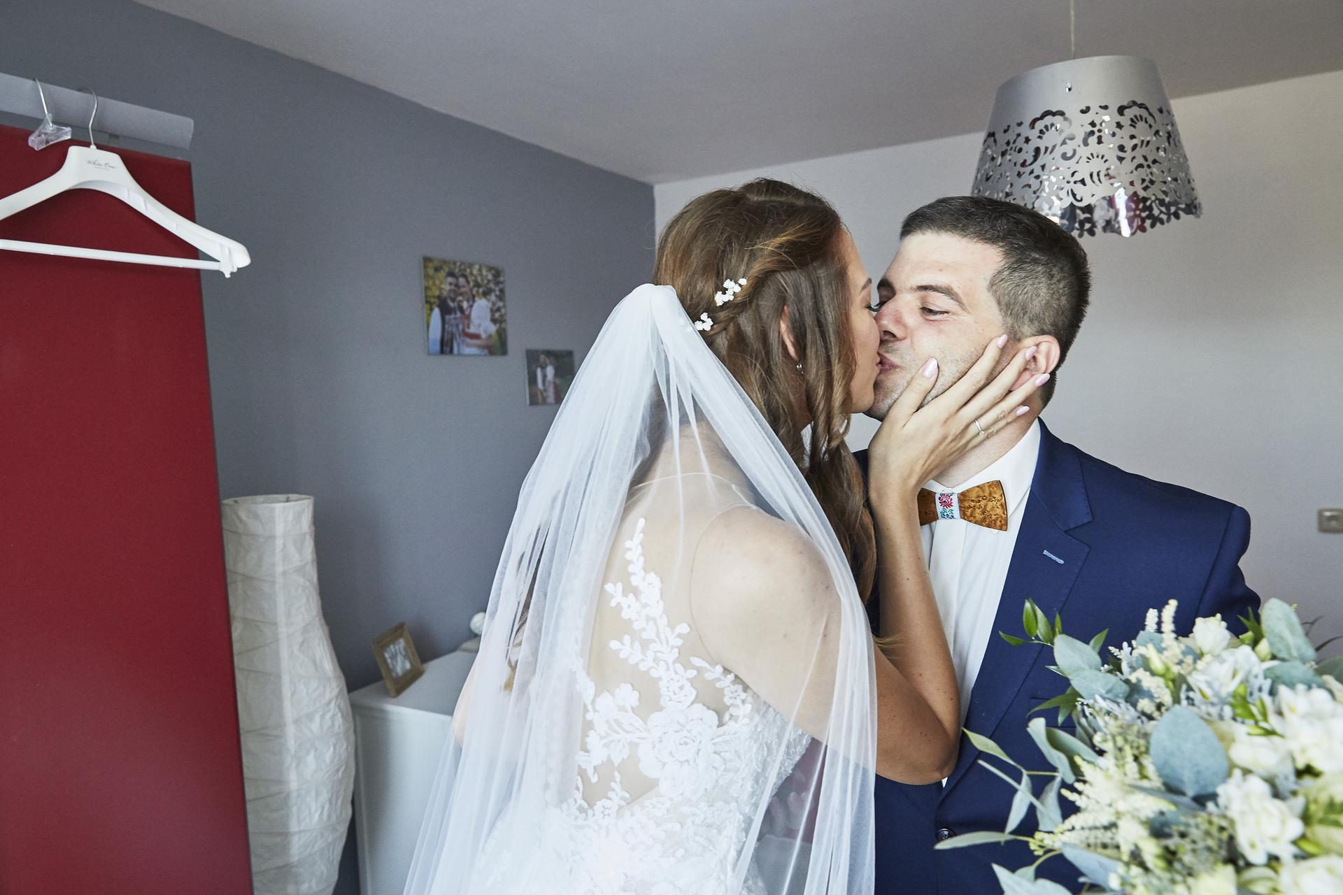 Naše slovácká svatba - První setkání