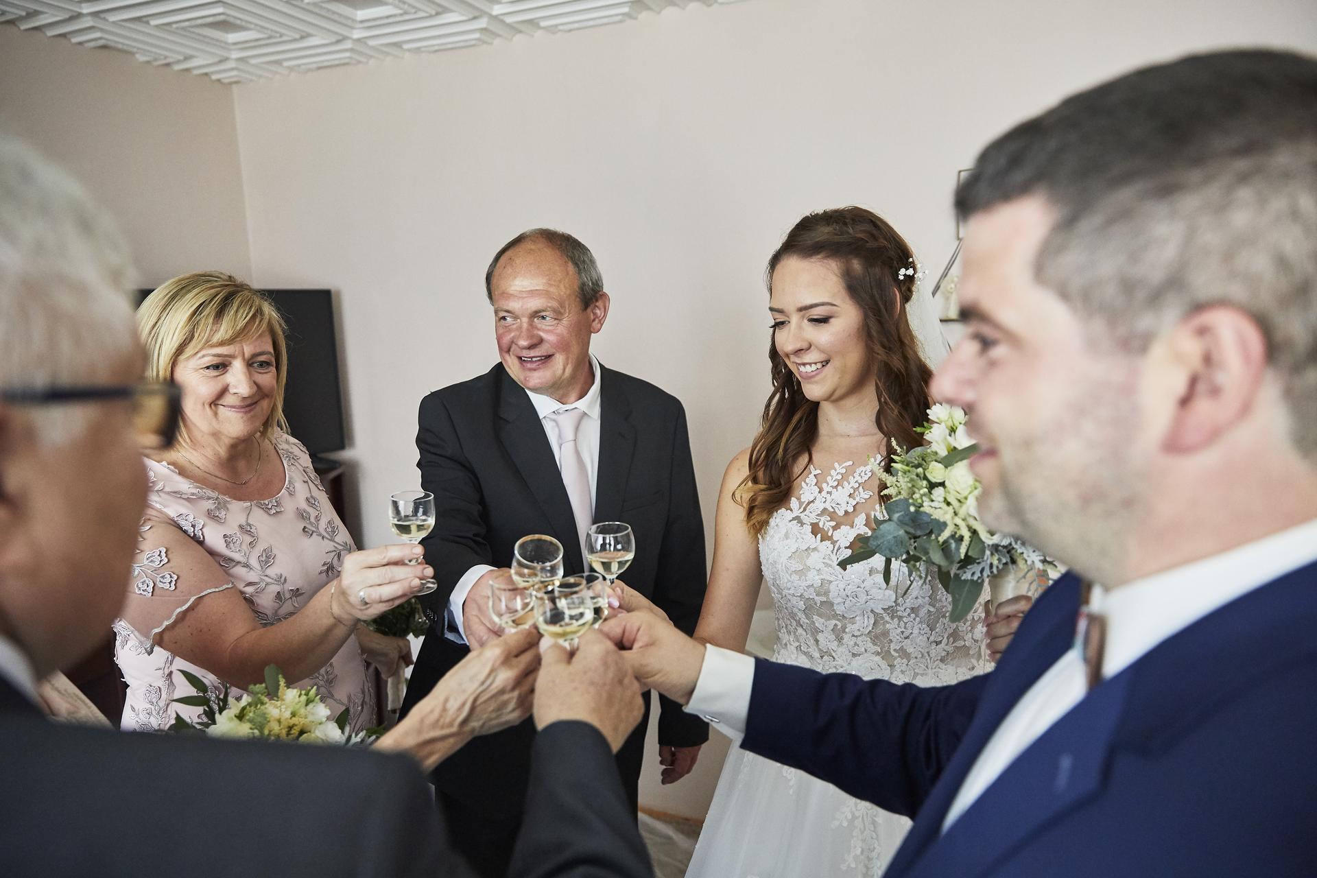 Naše slovácká svatba - Na zdraví!