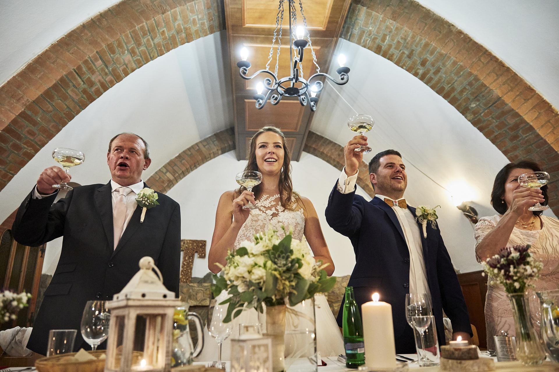 Naše slovácká svatba - Živijóóó!
