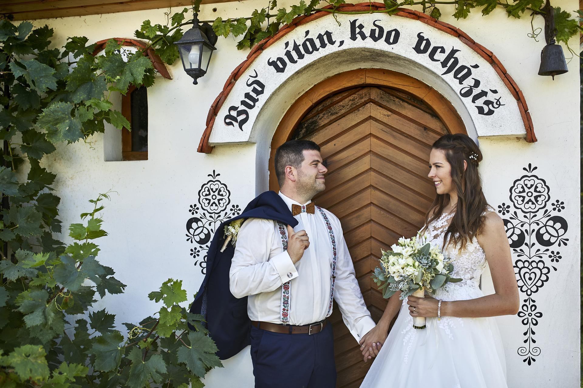 Naše slovácká svatba - Obrázek č. 48