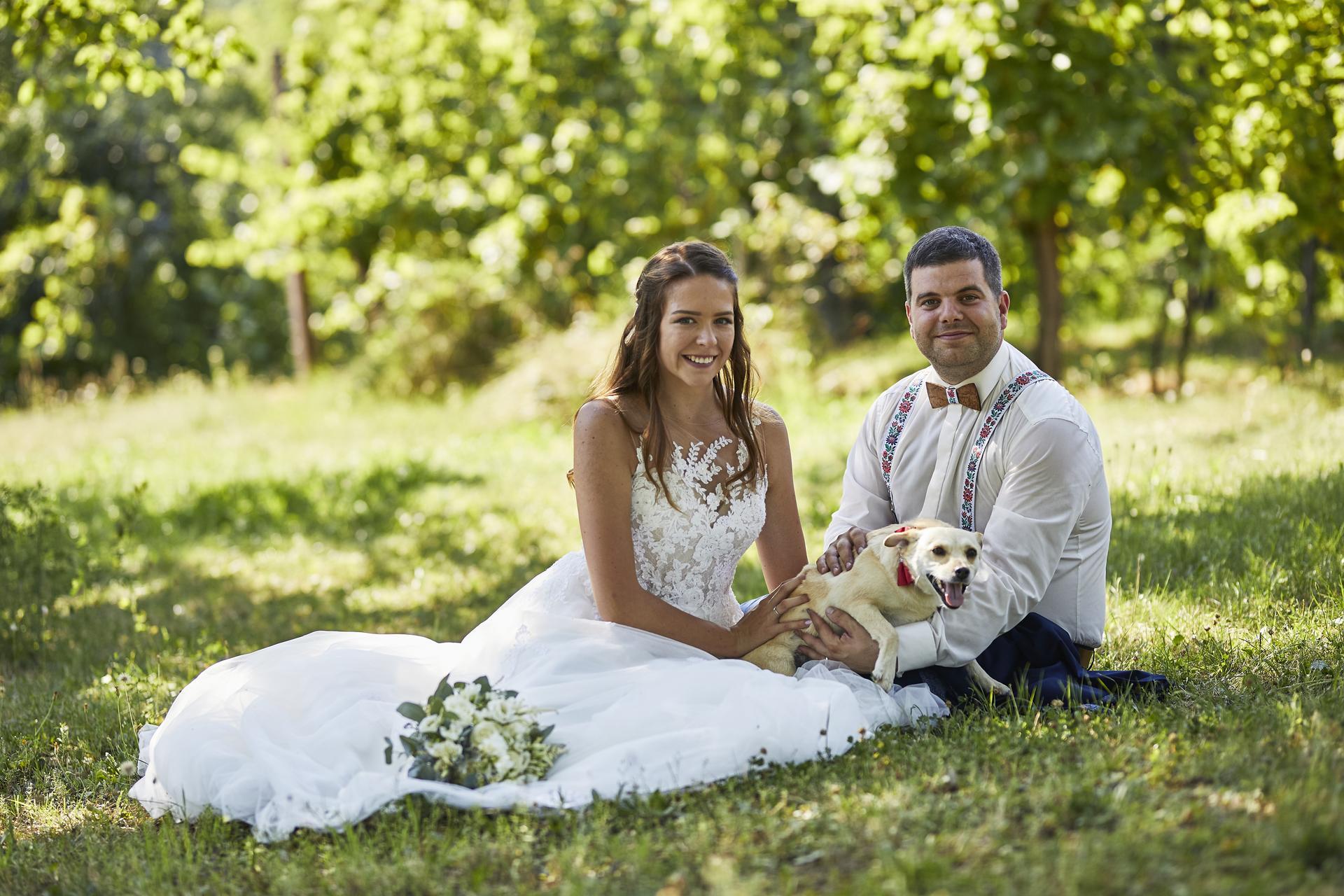 Naše slovácká svatba - Naše miminko!