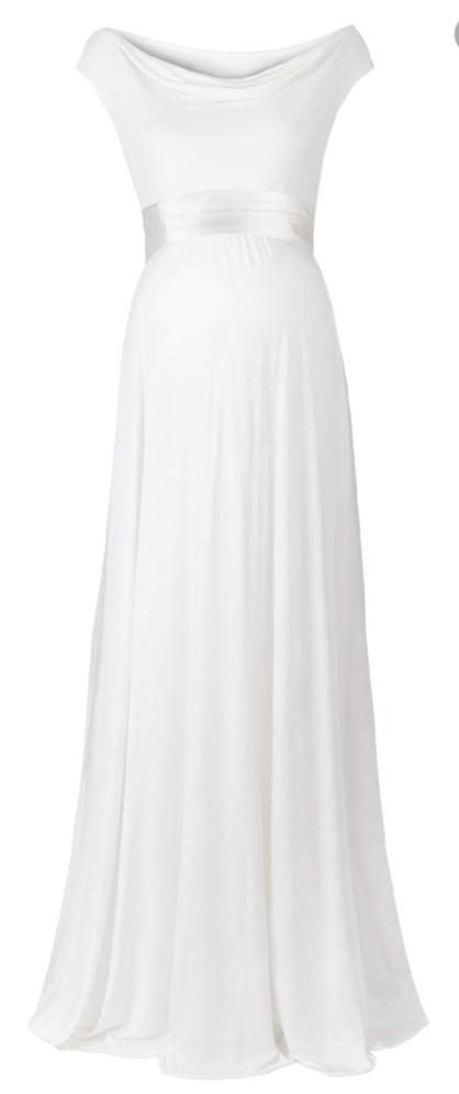 Svatební šaty barvy Ivory - Obrázek č. 1