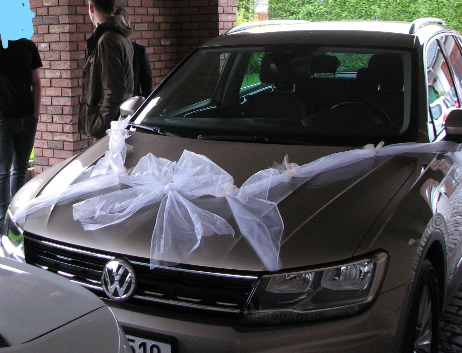 Výzdoba na auto (pro nevěstu) - Obrázok č. 1