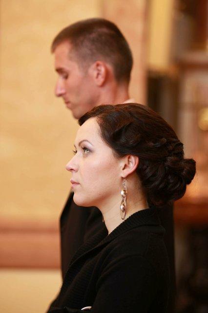 Anita Tóthová{{_AND_}}Tomáš Valacsay - nasi svedkovia, sestra a jej polovicka, ktory je aj manzelov kolega :)