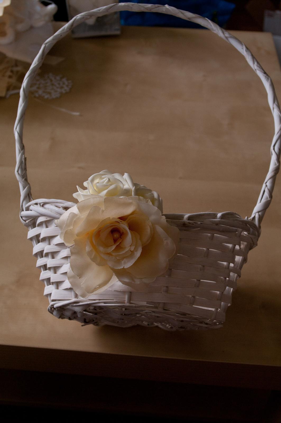 Košík na květinovou výzdobu nebo cokoliv jiného - Obrázek č. 1