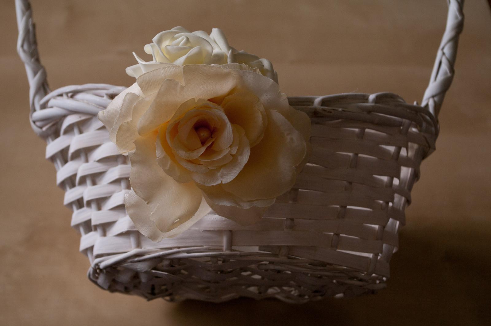 Košík na květinovou výzdobu nebo cokoliv jiného - Obrázek č. 2