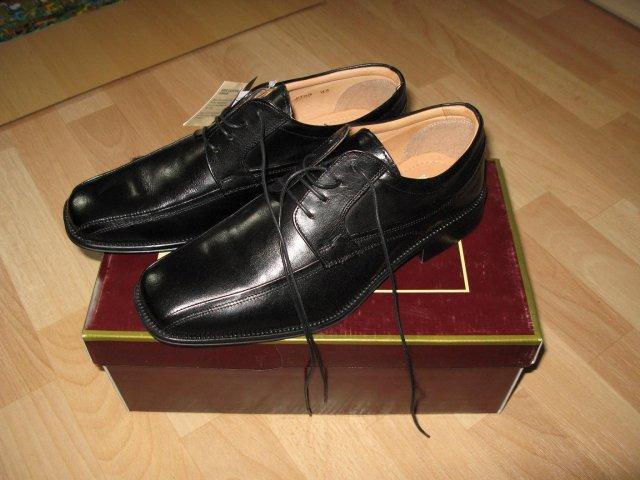 Přípravy - nové přítelovy boty