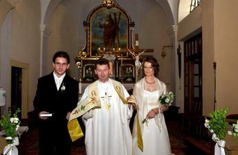 Pán kňaz s úprimným srdcom nás odvádza
