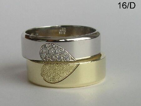Petka&Jurko - tak tieto prstienky chceme len obidva z bieleho zlata :D