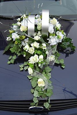 Prípravy na svadbičku - niečo na autíčko