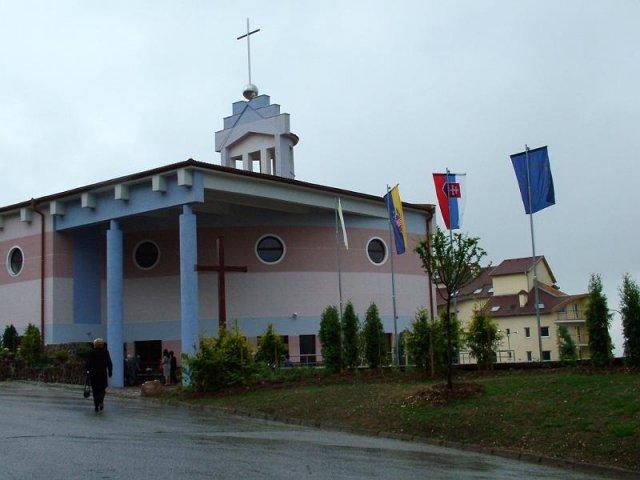 Prípravy - V tomto kostole bude svadba :-)