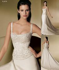 La sposa hodně stará kolekce- škoda:-(