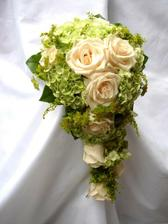 Moja svadobna kytica :) Bude mi ju robit moja najlepsia kamaratka