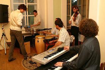 zahrali aj kamaráti, bratislavskí La3no Cubano