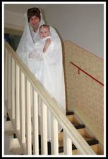 Malé překvápko pro ženicha :-)