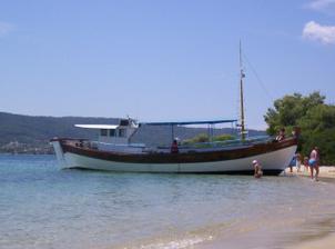 poslední svobodná dovolená řecko