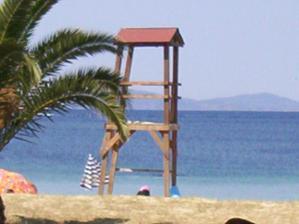 řecko chalkidiki