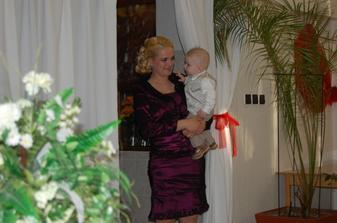 Malý Lukášik môj synovček s mojou švagrovou