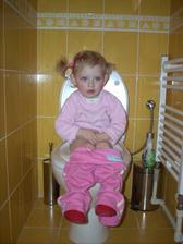 záchod a kúpeľňu máme dávno