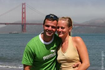 Na dovolene v San Franciscu