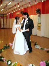 prvý manžeský tanec