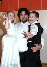 moja neter, synovec a moj jediný manžel
