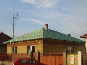 Už zafoliovaná strecha