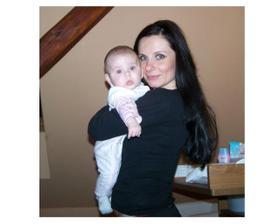 no a 25.10.2007 se nám přesně 5 měsíců po svatbě narodila naše hvězdička Justina :-)
