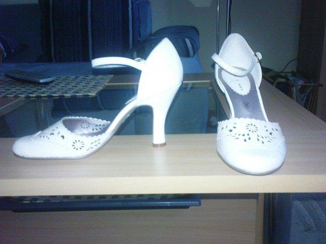 Moje svatební botky