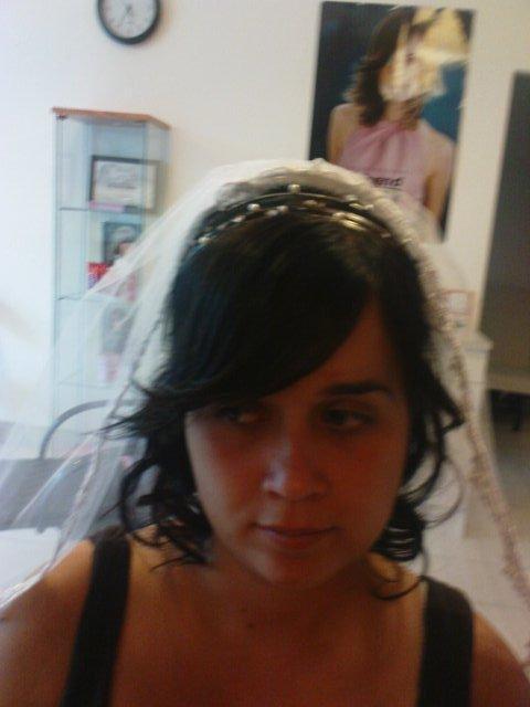 Svatebního účesu