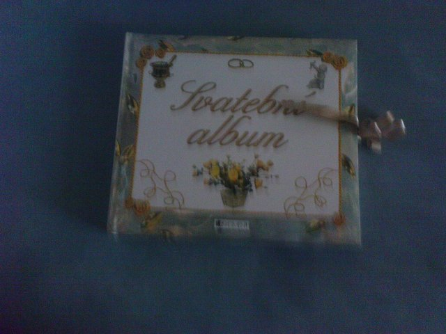 Svatební album-99,-kč-levné knihy