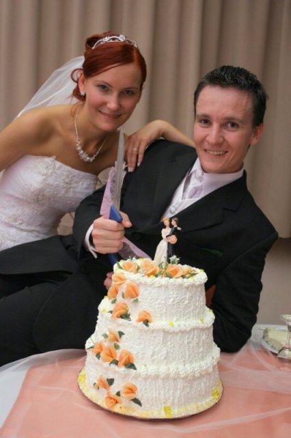 Zuzka{{_AND_}}Janík Rusnákovi - Najkrajsia a najlepsia torta na svete