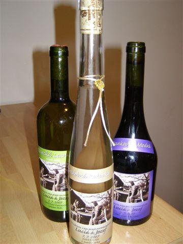 7.7.2007 semper sui - svadobny alkohol nesmie chybat...:-)