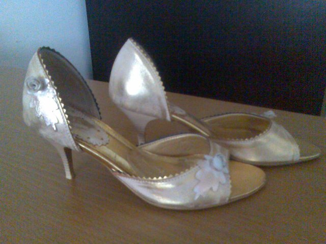 7.7.2007 semper sui - svadobné topánočky