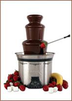 takovahle fontana na cokoladu by byla super, vi nekdo kde se da na Slovensku sehnat?