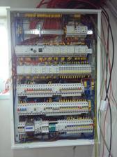 Rozvadzac s INELS systemom
