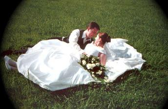 před svatební nocí...