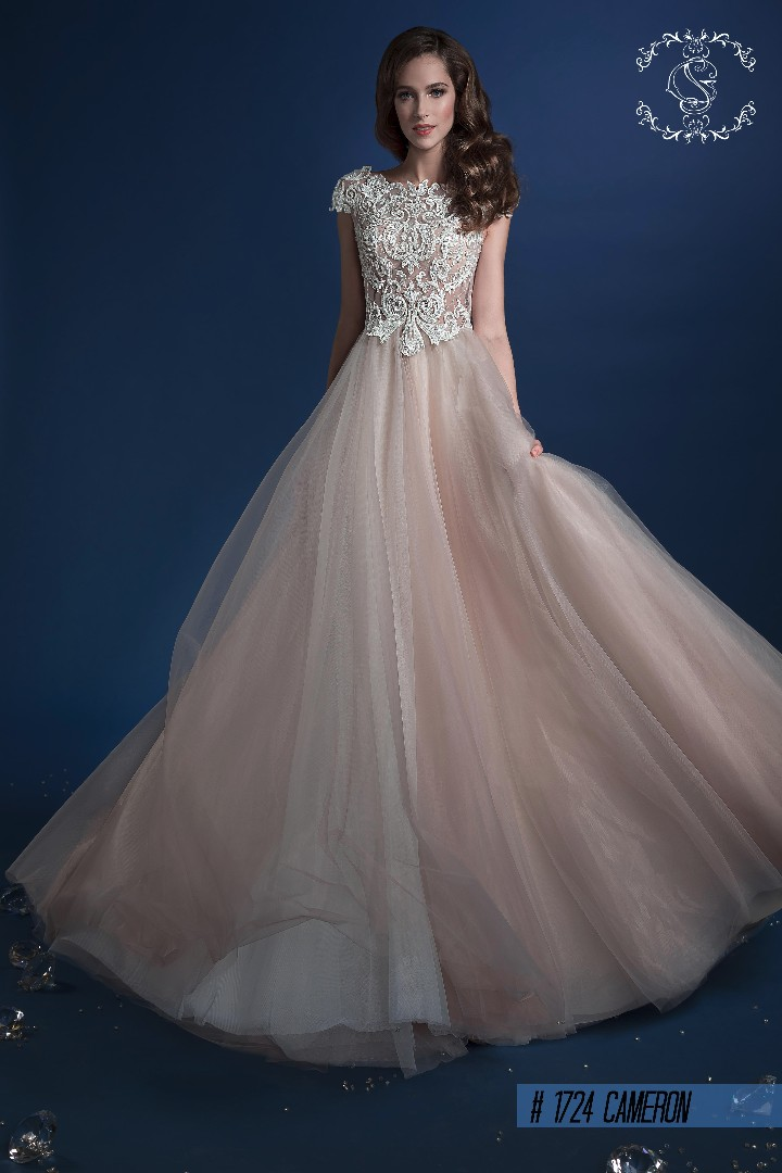 Svadobné šaty Gabbiano a Tesoro Bridal - Obrázok č. 1