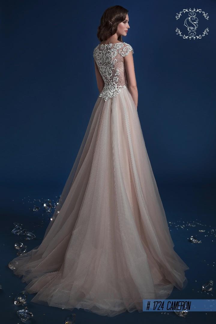 Svadobné šaty Gabbiano a Tesoro Bridal - Obrázok č. 2