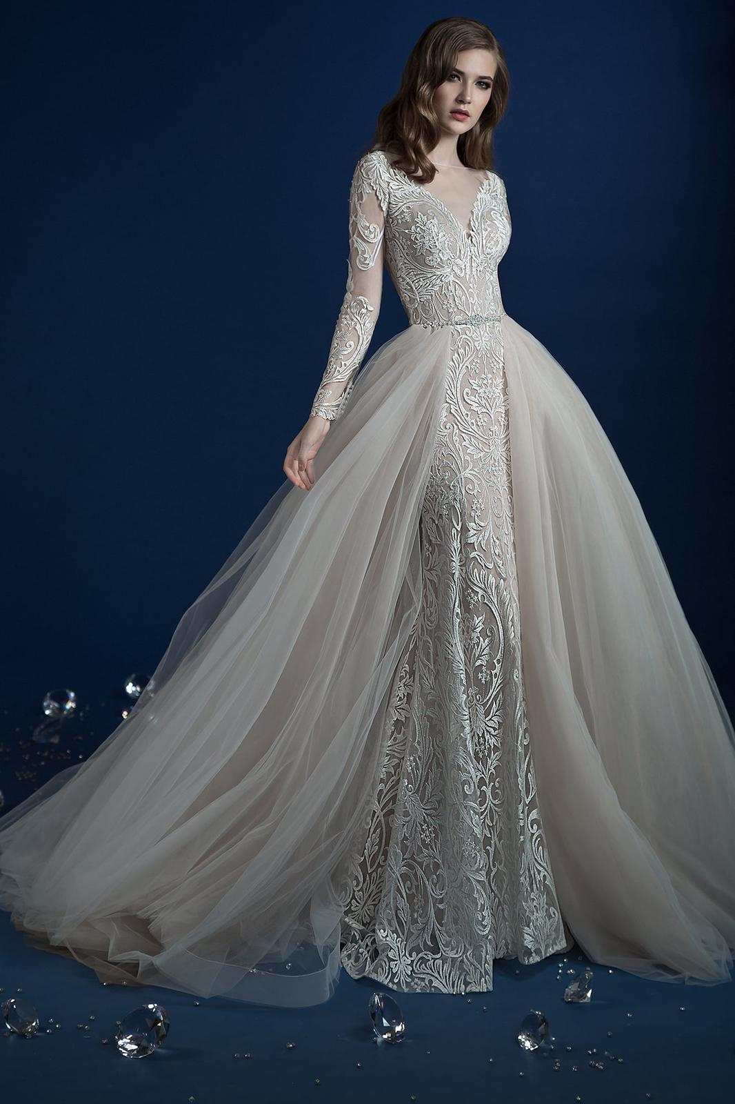Svadobné šaty Gabbiano a Tesoro Bridal - Obrázok č. 3
