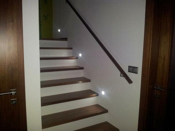 Čím obložit betonové schody