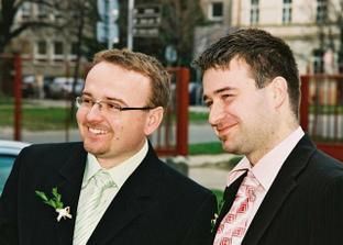Řidiči nevěsty a ženicha :o)