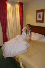 příslib svatební noci