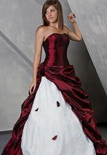 Svatební šaty santiago