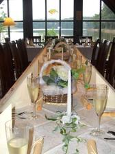 hostina v naší oblíbené restauraci