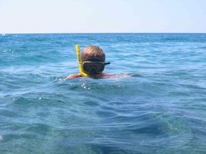 potápěníčko...